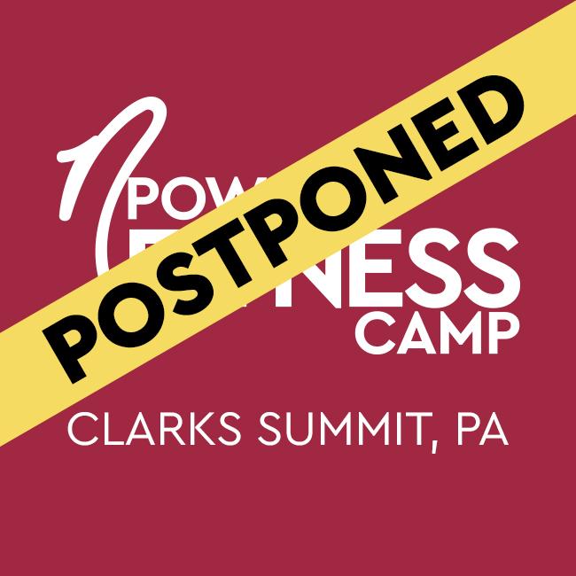 Clarks Sumit, PA Postponed